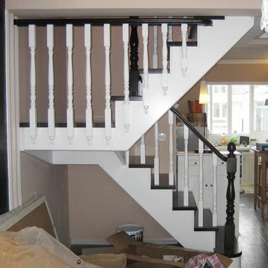 楼梯楼梯踏步家装,别墅解析宽度-尺寸全踏步-大松江高度上海英郡图片