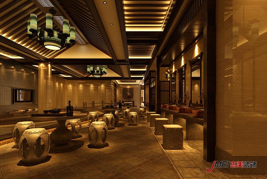 6000平洗浴会所装修,洗浴装修设计效果图,洗浴中心设计
